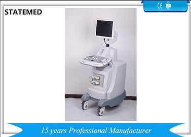 Ce Approved Color Doppler Ultrasound Machine 256 Wagi dla szpitala